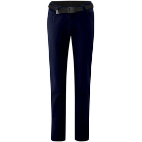 Maier Sports Perlit Softshell Broek Dames, night sky